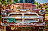 """Rusty Chevy"""